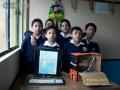 Donación para colegio