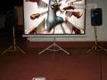 Alquiler de proyector